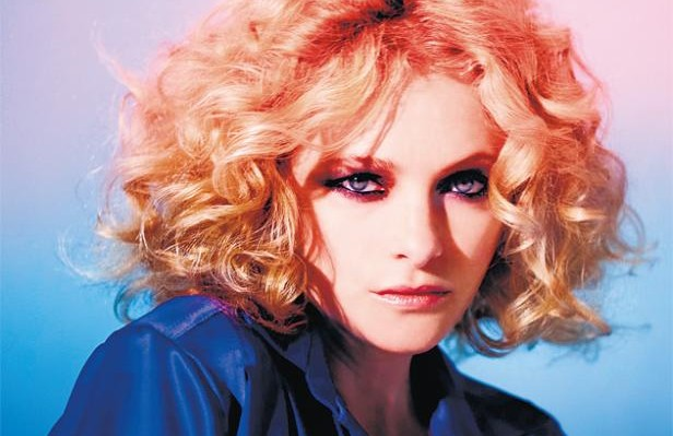 ALISON GOLDFRAPP STRIKES GOLD