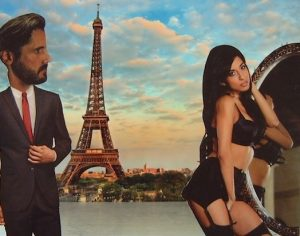 DID EIFFEL INVENT THE SUSPENDER BELT?