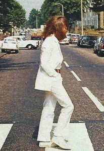 Abbey Road Lapidus Tony Barrell