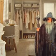 Gandalf's wardrobe