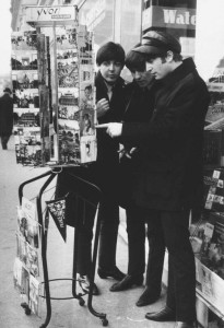Looking for a postcard for Ringo