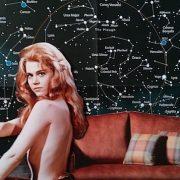 Jane Fonda in space