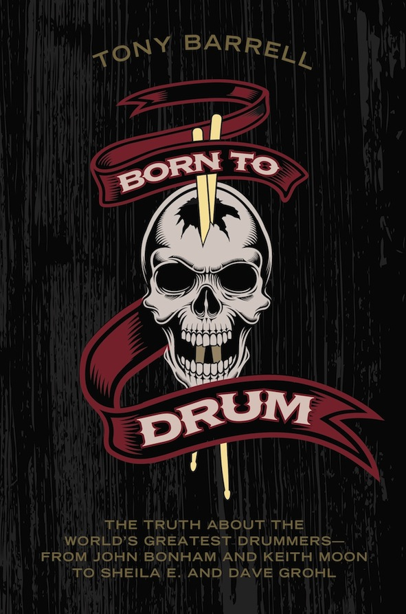Born to drum by tony barrell - Keith moon rolls royce swimming pool ...