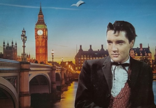 DID ELVIS VISIT LONDON?
